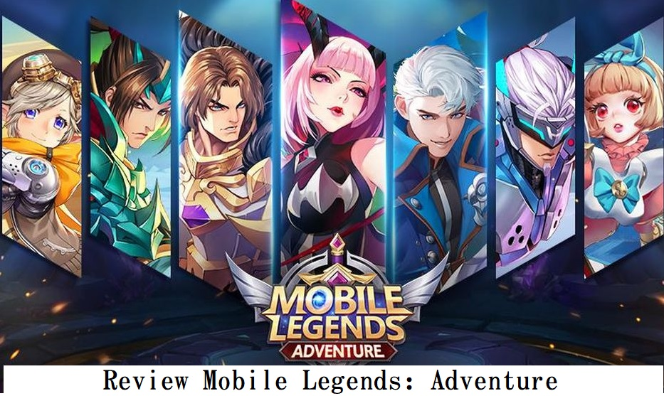 Mobile Legends: Adventure, Gameplay Sederhana Dengan Visual Anime