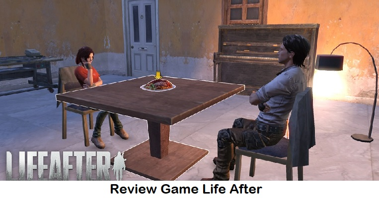 Life After, Game Survival Mobile Yang Siap Menemani Bosanmu