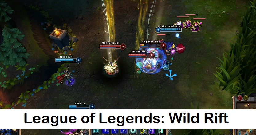 Review Game League of Legends: Wild Rift